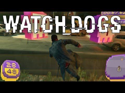 Watch Dogs - Cash Run Mini-Game!