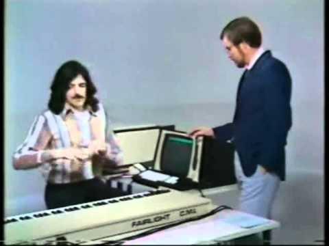 Fairlight CMI (Computer Musical Instrument)