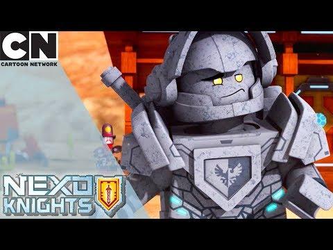NEXO Knights   Western Rock   Cartoon Network