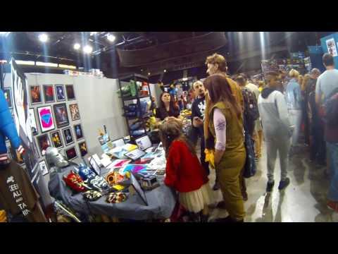 Sheffield Comic Con 2016