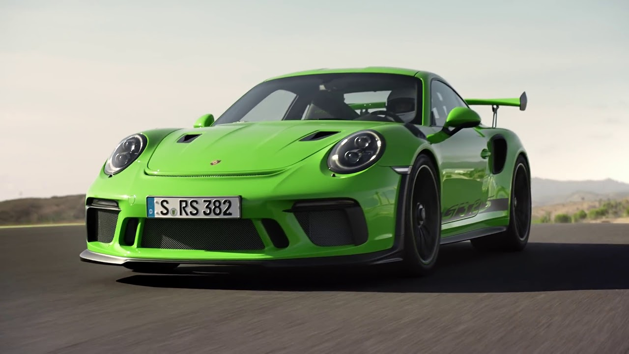 the new porsche 911 gt3 rs 2018 youtube. Black Bedroom Furniture Sets. Home Design Ideas