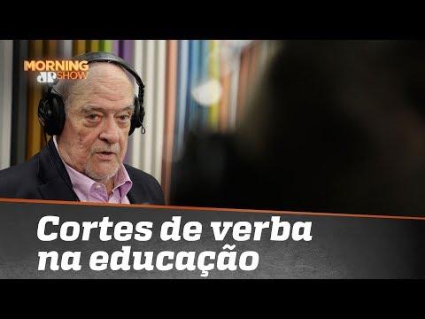 J.R. Guzzo avalia corte de verba na educação