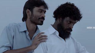 Dhanush Warns Vinayakan - Dhanush's Maryan Movie Scene