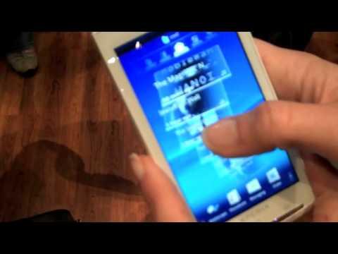 sony ericsson phone.mp4