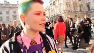 Street Beauty at London Fashion Week SS13 Thumbnail