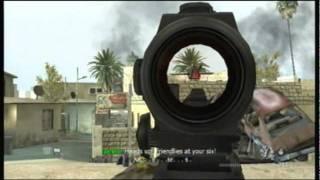 (Wii) Call of Duty Modern Warfare Reflex Act 1 Mission 2 Charlie Dont Surf Walkthrough