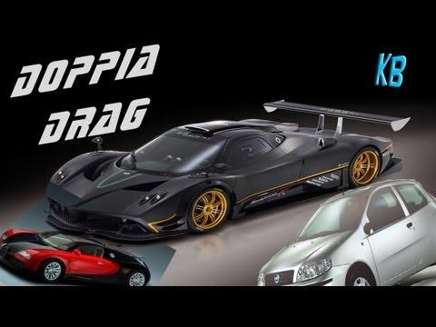 full download pagani zonda f vs bugatti veyron drag race. Black Bedroom Furniture Sets. Home Design Ideas