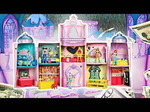 КУПИЛА АЛФЕЮ! Обзор Школа Волшебниц Винкс Вещи Winx Куклы Игрушки Для Детей