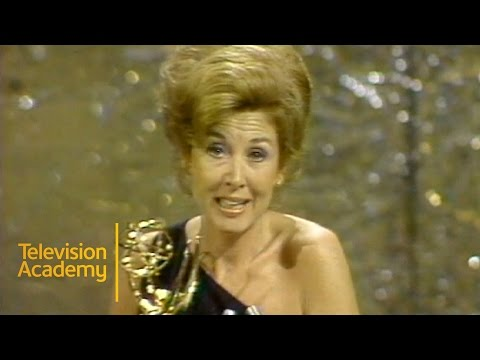 Michael Learned Wins Outstanding Lead Actress in a Drama Series  Emmys Archive 1973