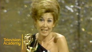Michael Learned Wins Outstanding Lead Actress in a Drama Series | Emmys Archive (1973)