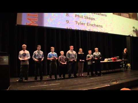 2014 Minnesota/USA Wrestling Annual Awards Banquet