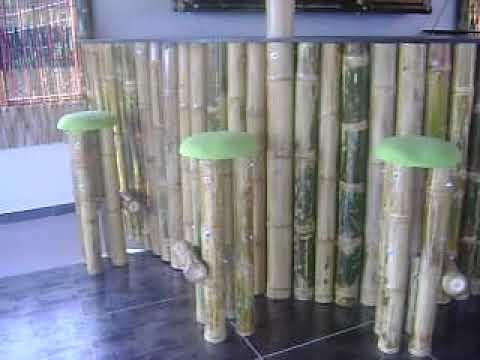 rusticas para bares