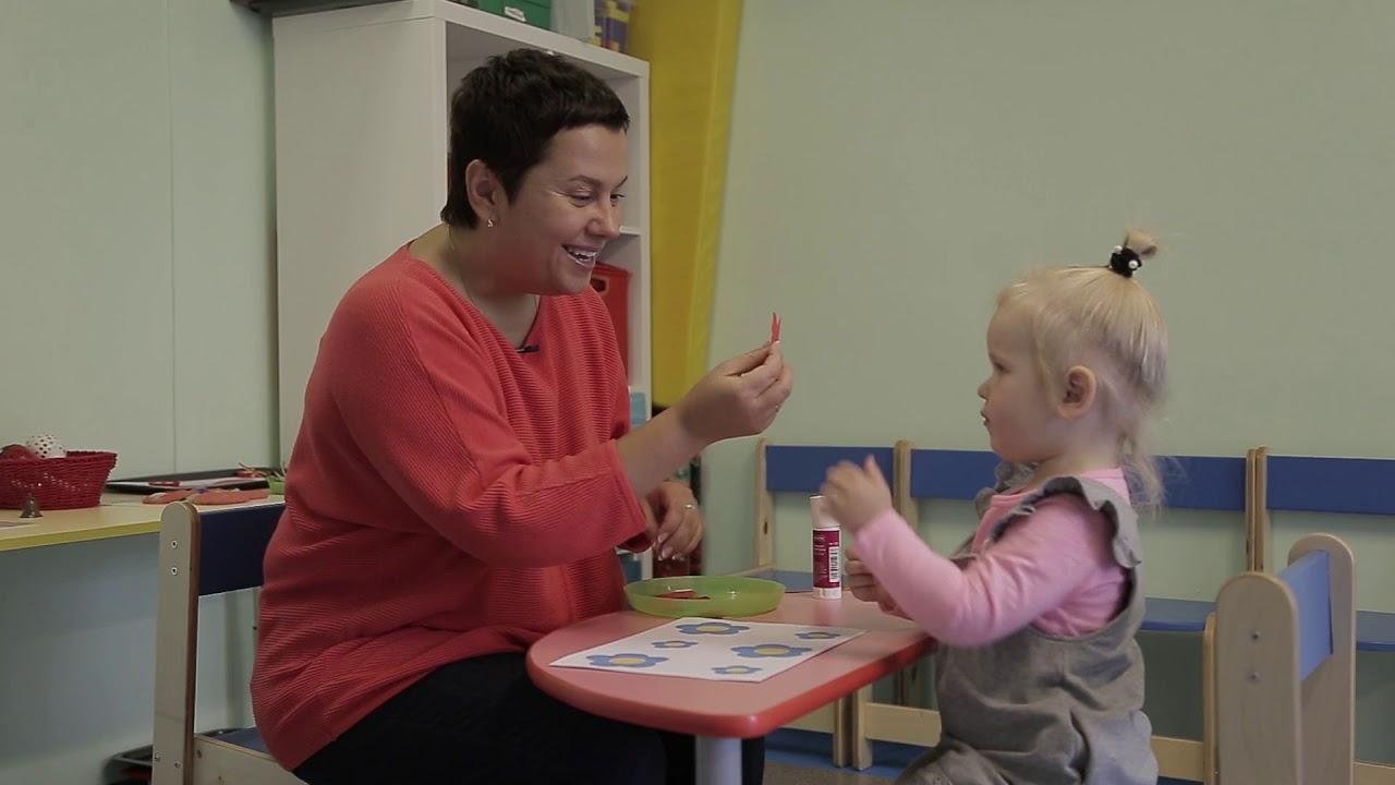Занятие для детей 2-3 лет №2 | Онлайн детский клуб «Лас ...