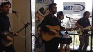 American Authors performing live at 1037 KVIL this afternoon!