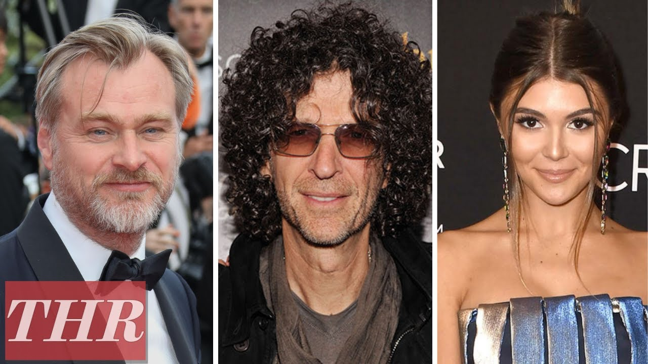 Christopher Nolan Rips HBO Max, Howard Stern Extends Sirius Deal, Olivia Jade Speaks Out   THR News