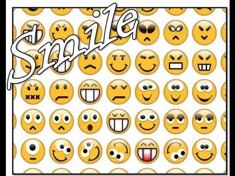 Emoji смайлики на андроид