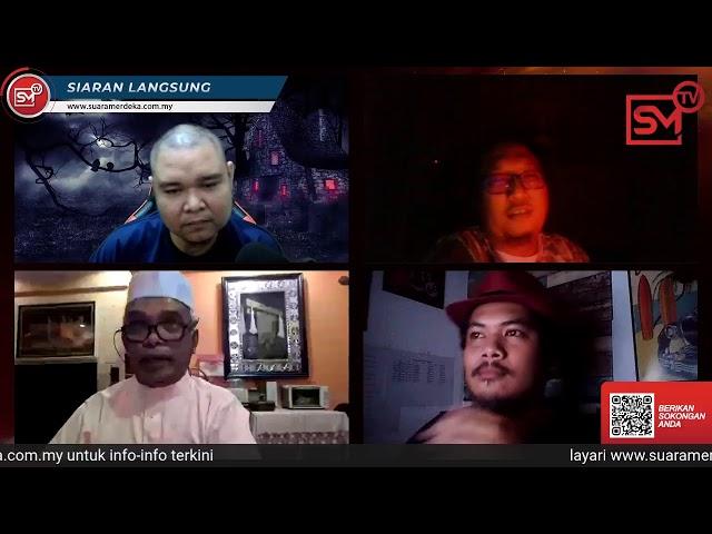 [live] Sembang Berhantu. Solat dengan jin?