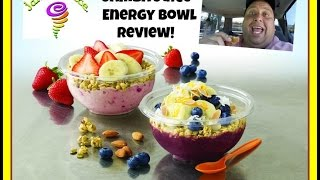 Jamba Juice™ Energy Bowls Review!