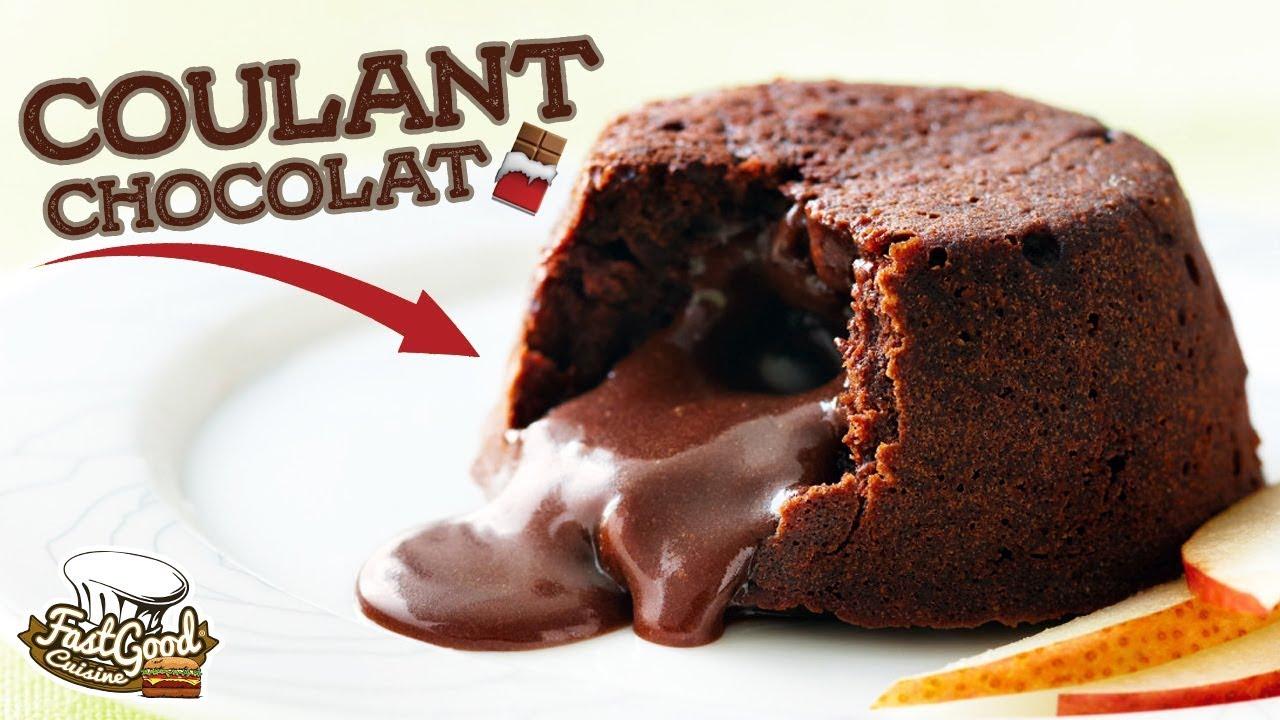 La Meilleure Recette De Gateau Au Chocolat Fondant Au Chocolat