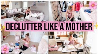 EXTREME CLEANING MOTIVATION! ENTIRE HOUSE DECLUTTER WITH ME 2019 | SPEED CLEANING VIDEO Brianna K
