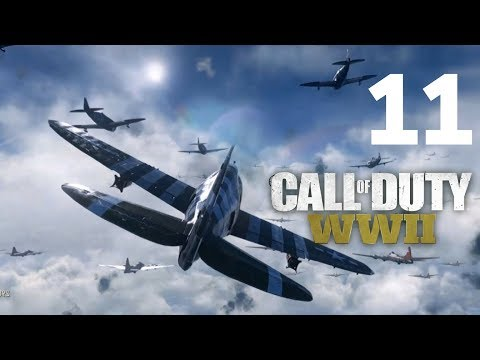 Pilot Terhebat Sejagad RAYA - Gameplay Walkthrough: COD WW2 #11 Indonesia