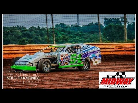 First Time At Midway Speedway