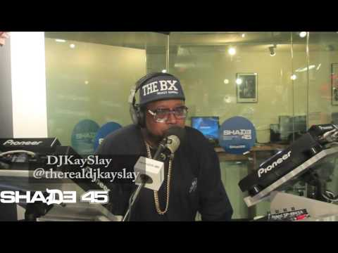 Dj Kayslay interviews Jeezy live on Shade45 11/02/16