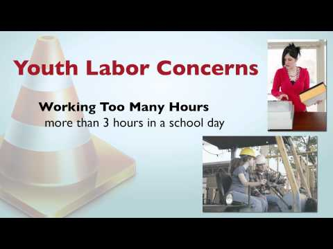 Worker Protection Center: Report a Youth Employment Concern