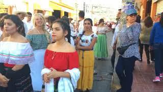 Ayotlán Jalisco Desfile 2017