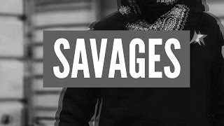 "Future x Big Sean Type Beat - ""Savages"""