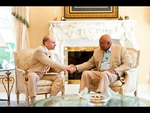 George Foreman Interview with Tony Polito