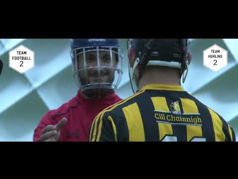 Sure Pressure Challenge - Hurling meets Football