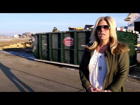 (563) 332-2555 Scott County Iowa Dumpster Service