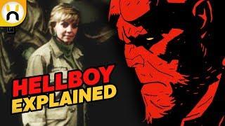Dr. Kate Corrigan Explained | Hellboy