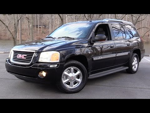2004 GMC Envoy XUV (5.3L V8) - Start Up, Road Test & In Dept