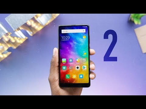 Download Youtube: Xiaomi Mi Mix 2: The Bezel-less Sequel!