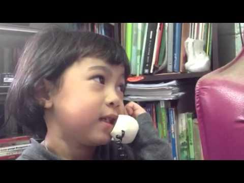 น้องนโมเด็กสองภาษา
