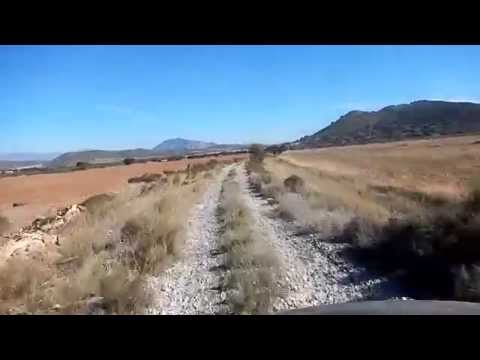 Backroads of Spain 2013