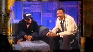 Eazy-E - Arsenio Hall Interview + Live Performance Of Real Compton City G