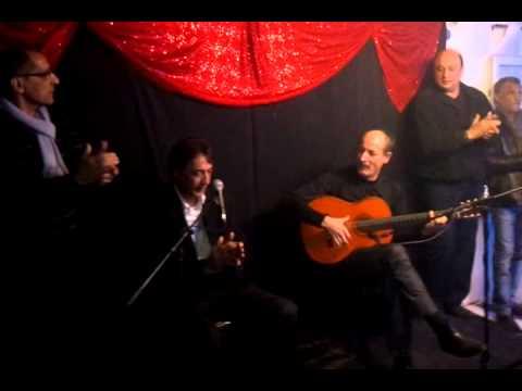 paco santiago y su compare jose port de bouc gitano flamenco