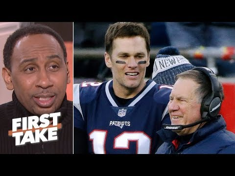 Stephen A. doesnt trust Patriots to win against Chargers | First Take