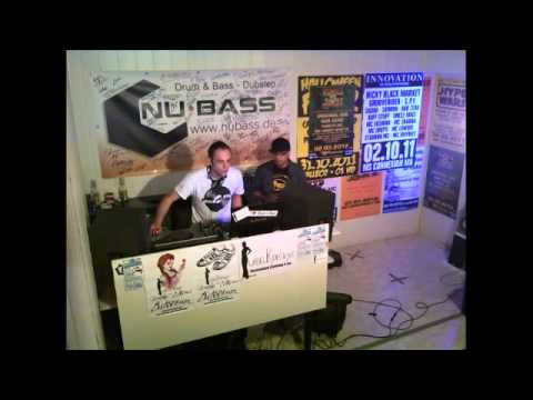 NUBASS  DJ Arsonist & MC Kryptomedic  DJ Julez & MC Maso Part 1