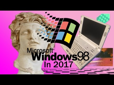 Why you should get a Windows 98 Laptop In 2017