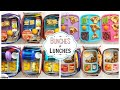 School Lunch Ideas for KIDS + What They Ate | JK, K, 1st grade, 2nd Grade | BUNCHES of LUNCHES
