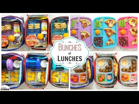School Lunch Ideas 🍎 What They Ate