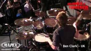 Drummer of Tomorrow 2010: Ben Clark (Song-Performance)
