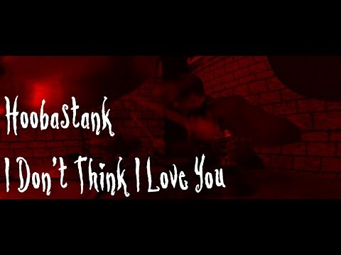 Hoobastank - I Don't Think I Love You (Drum Cover) -Roy PG-13