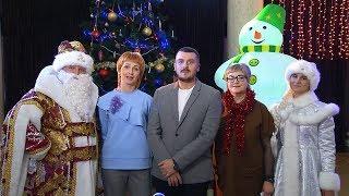 ДК имени Кирова поздравляет с Новым годом