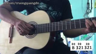 Bài 2: Hướng dẫn chơi Guitar bài HAPPYBIRTHDAY điệu VALSE 3/4