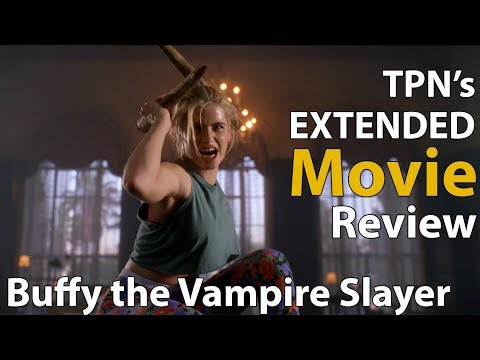 Buffy the Vampire Slayer • TPN's Movie Review